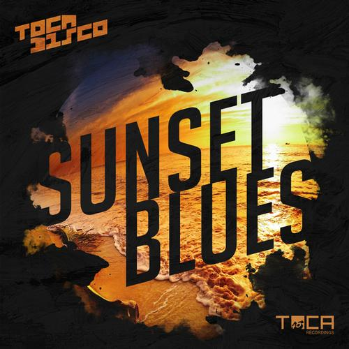 Album Art - Sunset Blues