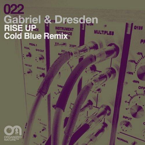 Album Art - Rise Up - Cold Blue Remix
