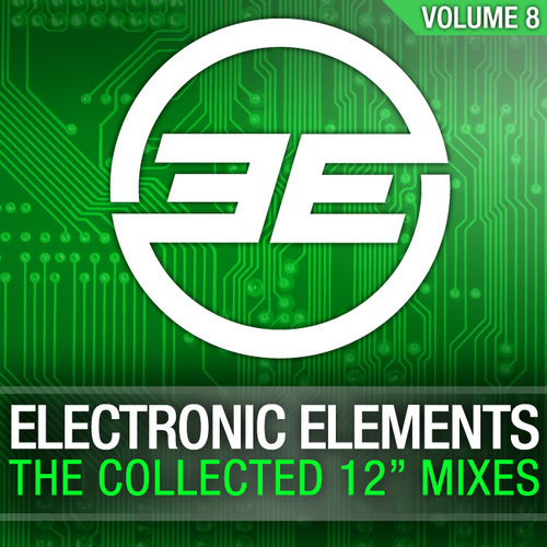 Album Art - Armada Presents Electronic Elements - The Collected 12