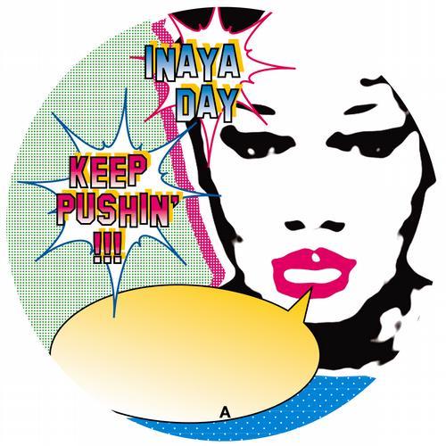 Album Art - Keep Pushin 2004