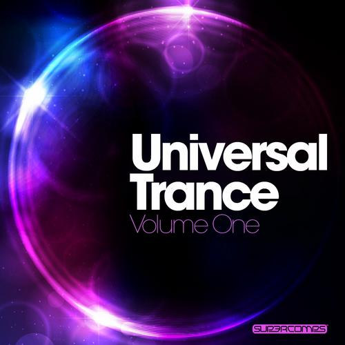 Album Art - Universal Trance Volume One