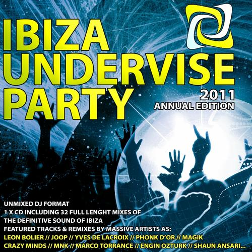 Album Art - Ibiza Undervise Party 2011 Annual Edition