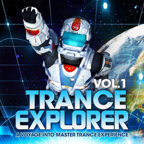 Album Art - Trance Explorer, Vol.1 (A Voyage Into High Rotation Master Club Experience)
