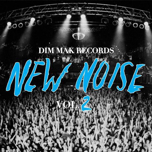 Album Art - Dim Mak Records New Noise Volume 2