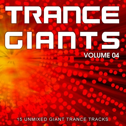Album Art - Trance Giants - Volume 004