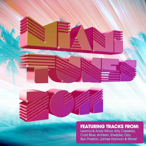 Album Art - Miami Tunes 2011