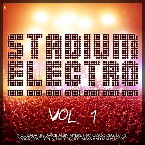 Album Art - Stadium Electro Vol. 1
