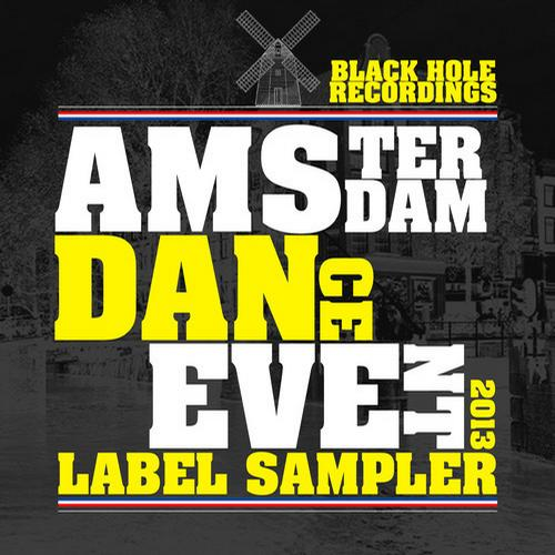 Album Art - Black Hole Recordings Amsterdam Dance Event Sampler 2013