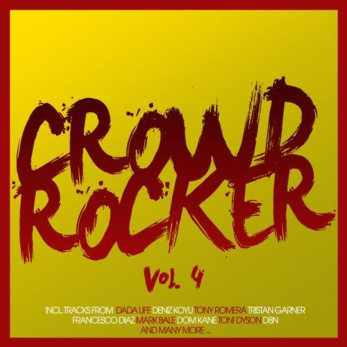Album Art - Crowd Rocker Vol. 4