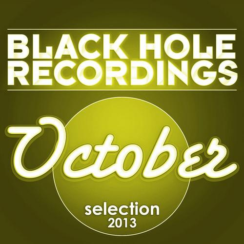 Album Art - Black Hole Recordings October 2013 Selection