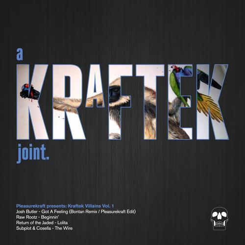 Album Art - Pleasurekraft Presents Kraftek Villains Vol 1