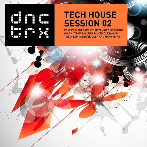Album Art - Tech House Session 02