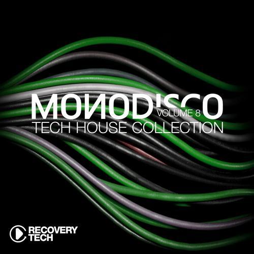 Monodisco Volume 8 Album Art