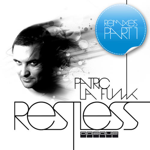 Album Art - Restless (Remixes Part 1)