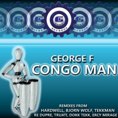 Album Art - Congo Man