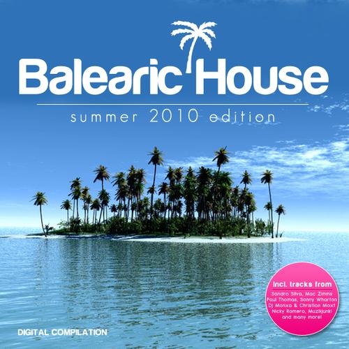 Album Art - Balearic House Summer 2010 Edition