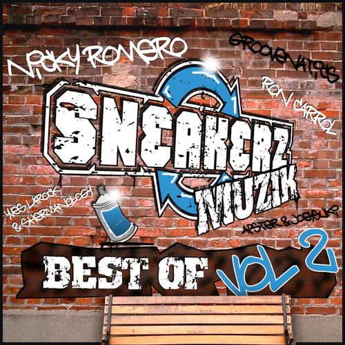 Album Art - Sneakerz MUZIK Best Of Volume 2