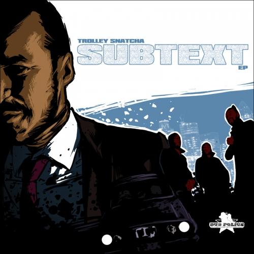 Album Art - Subtext EP
