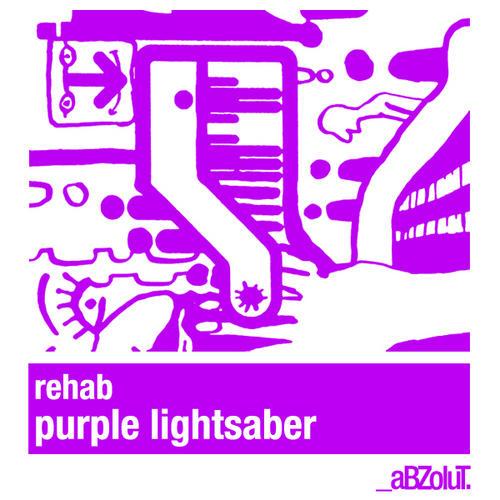 Album Art - Purple Lightsaber