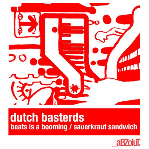 Album Art - Beats Is A Booming / Sauerkraut Sandwich