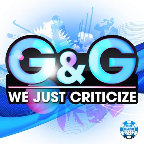 We Just Criticize Album Art