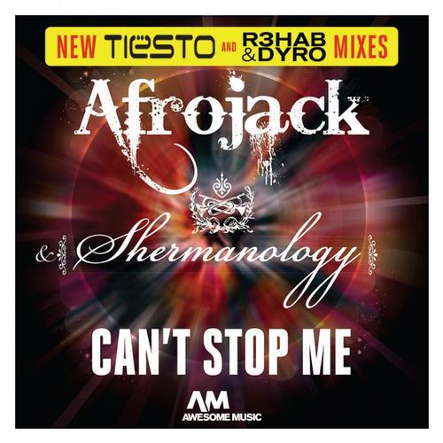 Album Art - Can't Stop Me (Remixes)