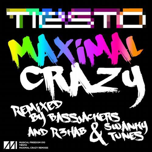 Album Art - Maximal Crazy Remixes