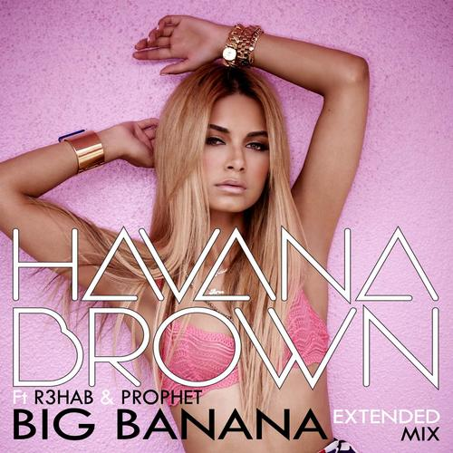 Album Art - Big Banana (Extended Mix)