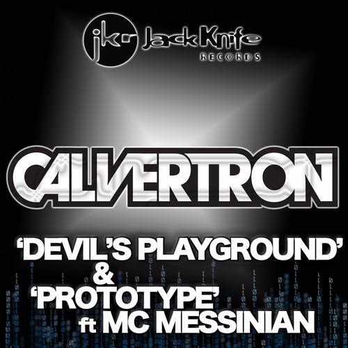Album Art - Devils Playground / Prototype
