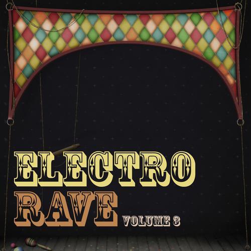 Album Art - Electro Rave Volume 3