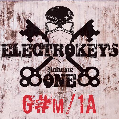 Album Art - Electro Keys G#m/1a Vol 1