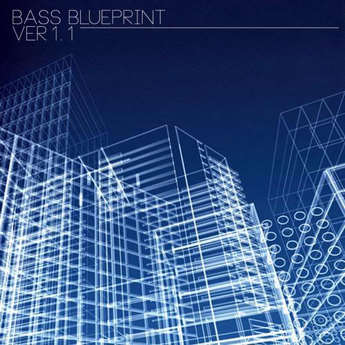 Bass Blueprint Ver 1.1 Album Art