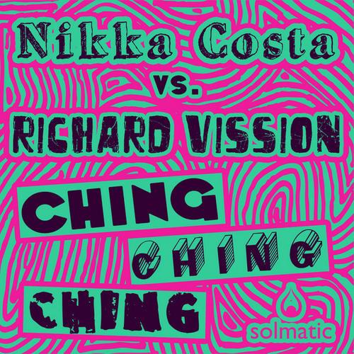 Album Art - Ching Ching Ching
