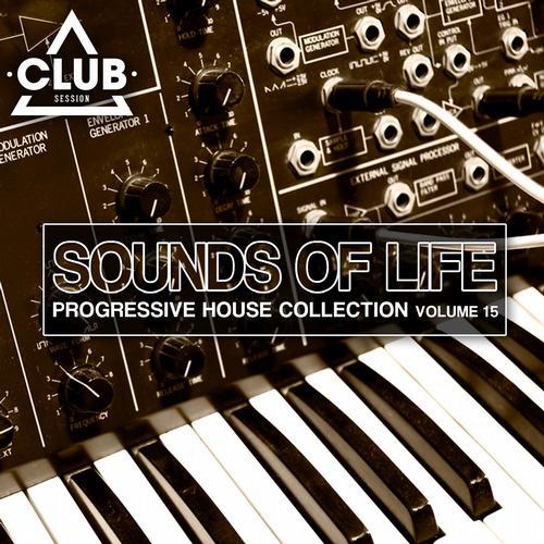 Album Art - Sounds Of Life - Progressive House Collection Vol. 15