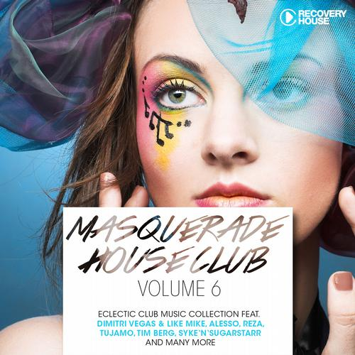 Album Art - Masquerade House Club Volume 6