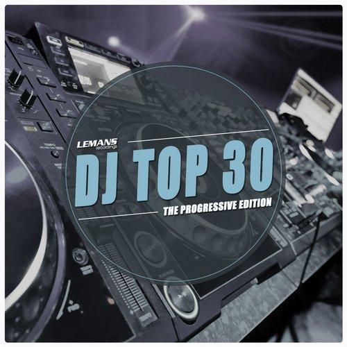 Album Art - DJ Top 30 - Progressive Edition