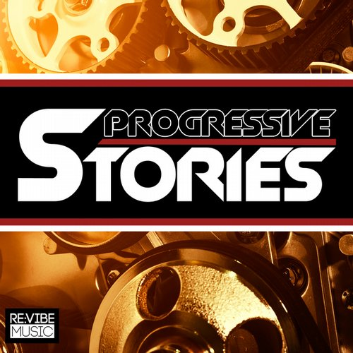 Album Art - Progressive Stories, Vol. 1