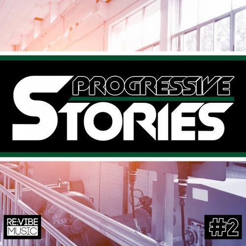 Album Art - Progressive Stories #2