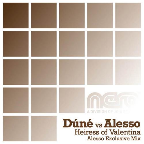 Album Art - Heiress Of Valentina