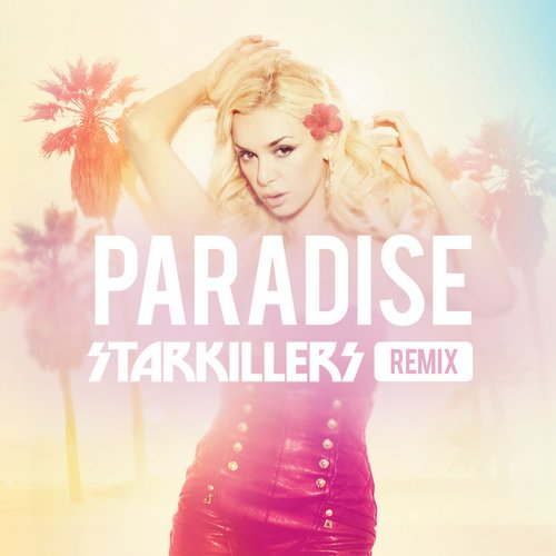 Album Art - Paradise (Starkillers Remix)
