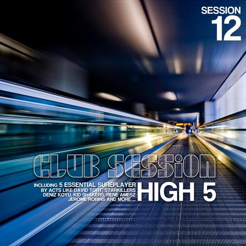Album Art - Club Session Pres. High 5