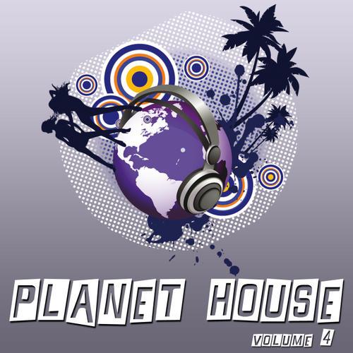 Album Art - Planet House Volume 4