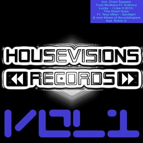 Housevisions, Vol. 1 Album