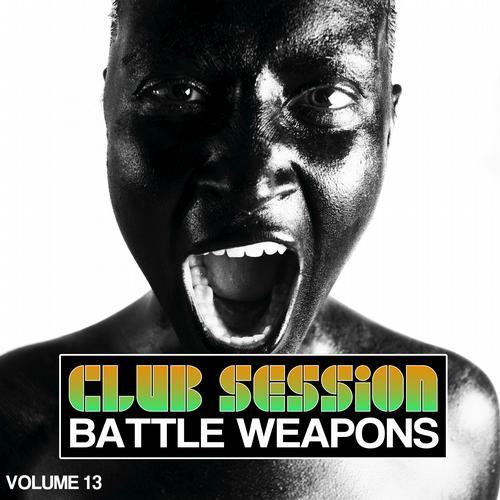 Album Art - Club Session Pres. Club Weapons No. 13