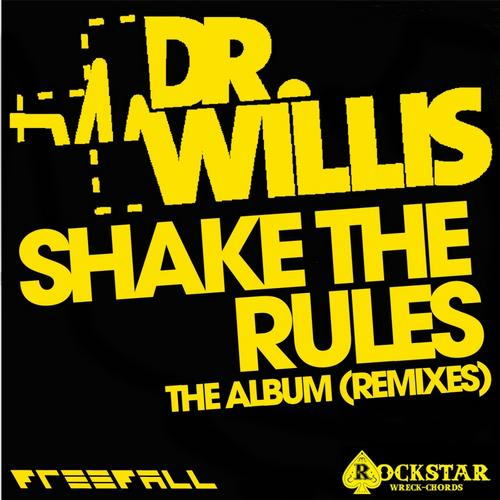 Album Art - Shake The Rules