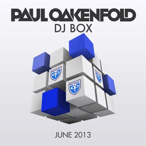 Album Art - DJ Box - June 2013