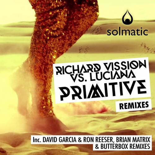 Album Art - Primitive (Remixes)