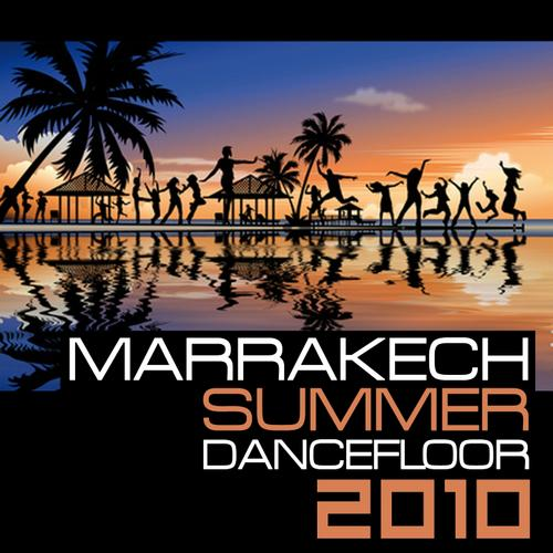 Album Art - Marrakech Summer Dancefloor 2010