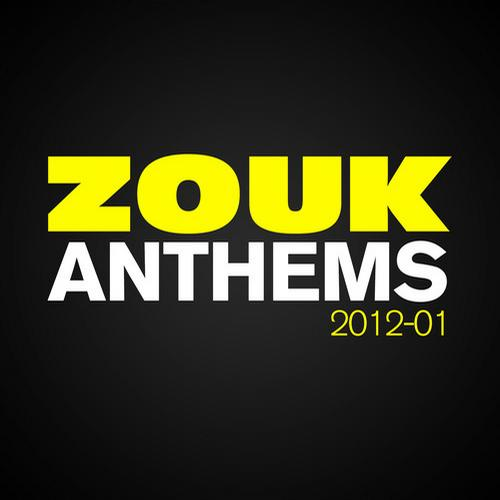 Album Art - ZOUK Anthems 2012-01
