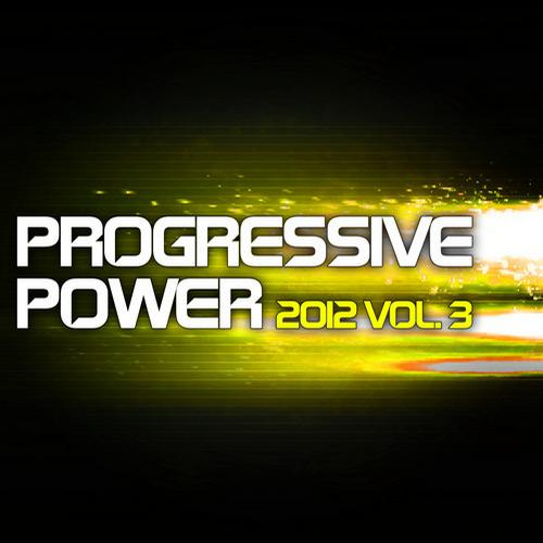 Album Art - Progressive Power 2012 - Vol. 3